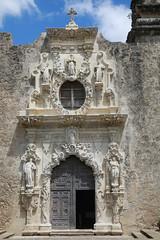 San Jose Mission San Antonio Texas (lucepics) Tags: church san catholic texas jose churches mission antonio