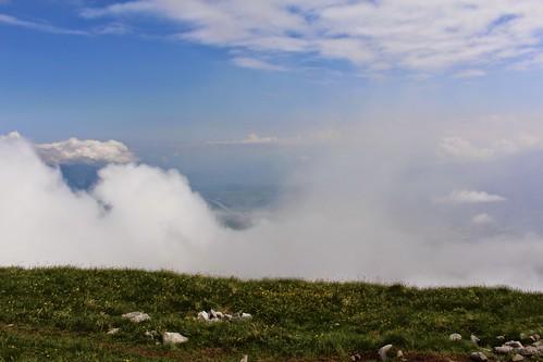 Rheintal SG - Gipfelplateau Margelchopf 2163 m