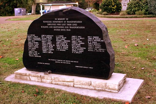 TDOT Memorial