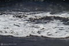 La Tranquilidad del Mar (CJ_Photography) Tags: blue espaa beach water grancanaria azul canon landscape eos mar spain agua playa paisaje canarias 7d oceano laspalmas espuma carrizal elburrero profundidadcampo