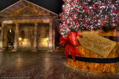 Covent Garden Christmas (nickjacksonphotography) Tags: christmas england food colour london eye beautiful thames night river lights theatre eat waterloo ready van incredible shard clapham hdr