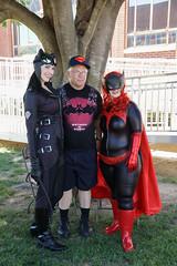 2014 Superman Celebration (mikes-photomemories) Tags: illinois cosplay dean superman celebration batman metropolis supergirl superheroes catwoman cosplayers cain 2014