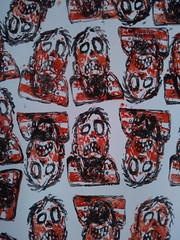 (andres musta) Tags: andres musta zas zombie art squad zombieartsquad stickerart stickers sticker adhesive