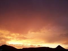 Crpuscule alsien (gunger30) Tags: sunset de soleil cloudy coucher ciel nuages crpuscule mont ales gard languedocroussillon als ricateau