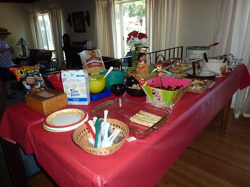 GGDC June 28th, 2014 meeting at the Shreve's home