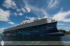 Mein Schiff 1 (Aviation & Maritime) Tags: cruise oslo norway cruiseship tui tuicruises meinschiff1