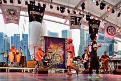 HeartFelt and The Urban Sensation #2 (chooyutshing) Tags: singapore entertainment marinabay musicalperformance urbanzone esplanadeoutdoortheatre yfest2014 heartfeltandtheurbansensation