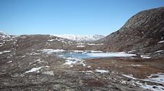 Wild Greenland (Derbyshire Harrier) Tags: snow ice pool spring may glacier arctic greenland tarn tundra 2014 naturetrek diskobay diskoisland oceanwideexpeditions svrembrandtvanrijn