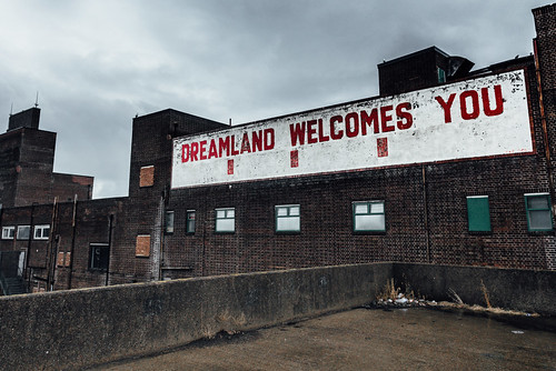 Dreamland Welcomes you.