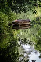 La barque de la Marne