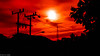Sunset of East Borneo (fahrursiddiq) Tags: sunset red indonesia sony east borneo balikpapan a65