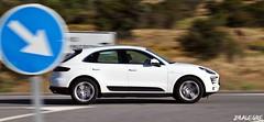 La flecha que indica la excelencia. Porsche Macan S