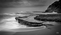 Sleeping in (Mike Hankey.) Tags: seascape sunrise focus published turimetta focus14