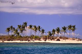 White Island, Antique