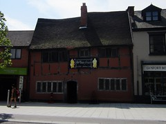 Whitefriars Ale House (LookaroundAnne) Tags: pub coventry alehouse gost publichouse