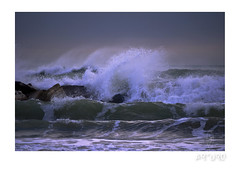 (artùrosb) Tags: onde sea inverno schiuma wave water