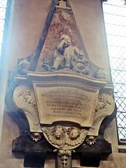 St Andrews church Norwich (jmc4 - Church Explorer) Tags: norwich standrews church memorial cherub norfolk andrew hambleton custance press