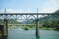 _MG_9496 (WayChen_C) Tags: miaoli sanyi sanyitownship oldmountainline bridge 苗栗 三義 三義鄉 舊山線 內社川橋 鯉魚潭水庫