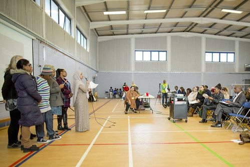 North Tottenham Community Voting Day