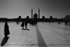 Iran - Qom (luca marella) Tags: iran qom street social documentary reportage religion islam mosque black white bianco e nero bw bn bnw lucamarellacom