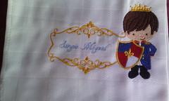 Pequeno Principe (leonilde_bernardes) Tags: fralda bebes enxovais miguel kinder kids enfants baby love