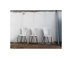 2180313 (ufuk tozelik) Tags: ufuktozelik seat chairs empty pipe rainpipe white wall paint plaster cable renovation