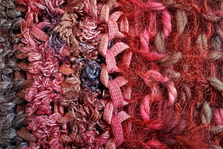 Macro Monday Cloth/textile
