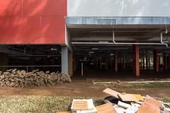 Lismore flood 3-4 / 2017 (dustaway) Tags: lismore northernrivers nsw australia townscape flooding flood lismorefloodmarchapril2017 debris silt building lismoresquare naturaldisasters australiafloods excyclonedebbie cyclonedebbie documentary