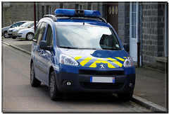 Peugeot Partner (Breizh56) Tags: france gendarmerienationale urgences pentax k3 voitures cars peugeot