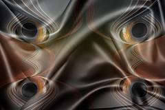 Sentirsi gli occhi addosso (Zz manipulation) Tags: art ambrosioni amico zzmanioukation occhi pieghe spiare guardare