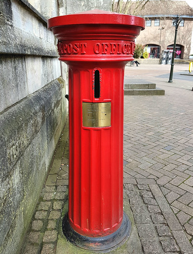 Banbury Letterbox