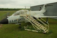 F-101 Voodoo (tedavisphotography) Tags: museum airmuseum texasairmuseum stinsonfield airplanes aircraft f102 voodoo jet