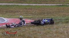 ASBK R2 Wakefield Park-0166.jpg (naemickpics.com) Tags: accident ducati asbk crash wakefieldparkgoulburn suzuki kawasaki yamaha superbikes