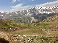 Bicycle round trip from Kiris to Saklikent