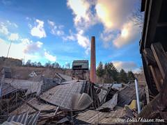 2017-03-02 17.39.01 (Louis Thissen) Tags: ardoiserie martelange urbex wallonie belgique abandonne usine ardoise pierre traitement