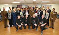 """Building Heroes & Chichester College Joint Armed Forces Covenant Signing • <a style=""""font-size:0.8em;"""" href=""""http://www.flickr.com/photos/146127368@N06/33184100500/"""" target=""""_blank"""">View on Flickr</a>"""