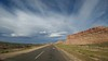 20161109_182200_v1 (Mr. Pi) Tags: road argentina ontheroad layers rocks dirtywindow hills clouds patagonia