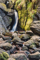 The Burn O'Vat (robinta) Tags: waterfall landscape rock rocks stone water stream granite aboyne scotland contrast texture nature pentax sigma18200mmhsmc ks1 robintaylorphotography moss longexposure blur