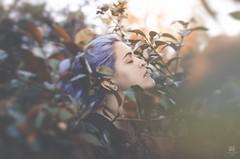 Immersed (Noe Britez) Tags: creativity conceptualphotography fineart myself autorretrato selfportrait naturaleza nature