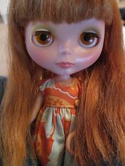 Harper after her makeover.
