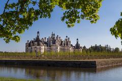 Chateau de Chambord (kromatographe) Tags: chateau chambord loire monument
