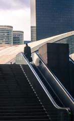 def silhouette 19  (1 sur 1) (west elsa) Tags: défense silhouette street urbain canon