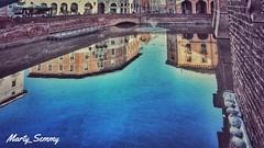 #Piazzacastello #Ferrara #Riflesso (Marty_Semmy) Tags: riflesso piazzacastello ferrara