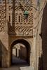 Architecture de briques (Pascale Jaquet & Olivier Noaillon) Tags: façade briques architecture moucharabieh arcades décoration tozeur tunisie tn