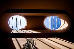 It Was Easier to Lock the Doors (Thomas Hawk) Tags: america california franklloydwright marin marinciviccenter marincounty sanrafael usa unitedstates unitedstatesofamerica architecture fav10 fav25 fav50
