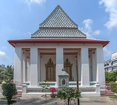 Wat Nangnong Phra Ubosot (DTHB1847) วัดนางนอง พระอุโบสถ