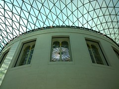 68. British Museum (1Q89) Tags: window reflection ceiling