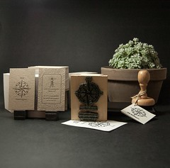 Love Photography (El Calotipo) Tags: businesscards letterpress design cardboard diseño tarjetas stamp stamping