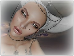 Hecate (Abi Latzo) Tags: 7deadlyskins white~widow arte lelutka ikon maitreya sys swallow secondlife sl shopping we3roleplay events avatar ink tattoo makeup