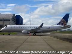 Embraer E-175 (E-170-200/LR) (Marco Zappatori's Agency) Tags: embraer e175 skywestairlines unitedexpress prezd robertoantenore marcozappatorisagency